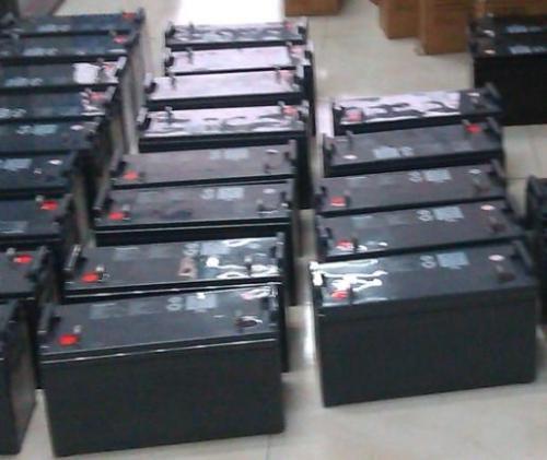 湛江市旧蓄电池回收-湛江市松特蓄电池回收