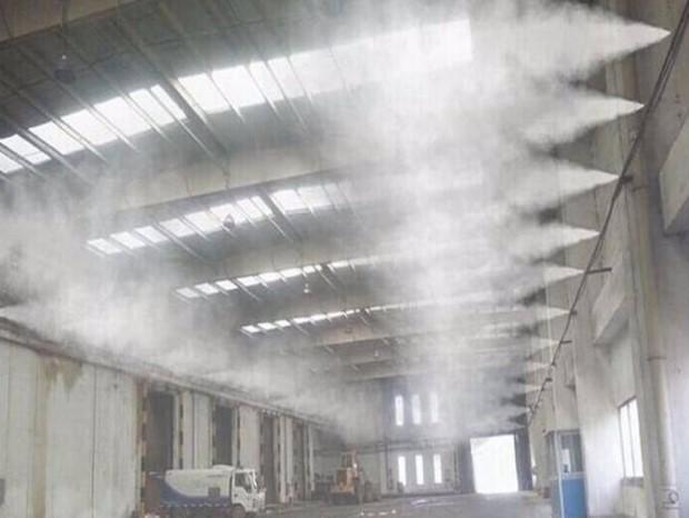 宜君县煤矿工厂降尘喷雾详细解读NPD
