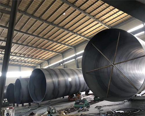 碳钢1020*18螺旋钢管价格标准