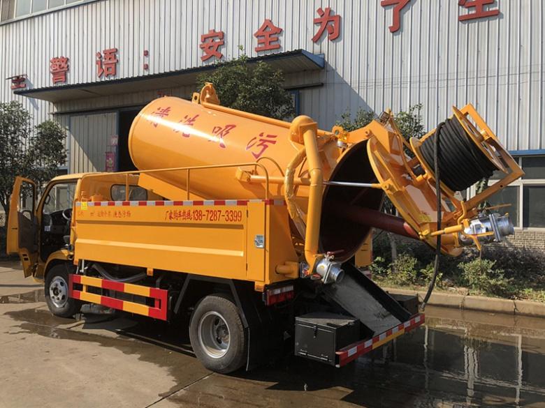 3分钟前:6方清洗带吸污车价格吉林10吨吸污车价格
