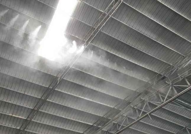 义乌市施工围挡喷淋电机功率