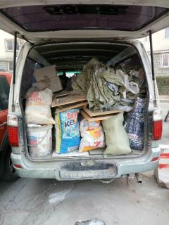 北京顺义拉装修垃圾商家,大小车上门