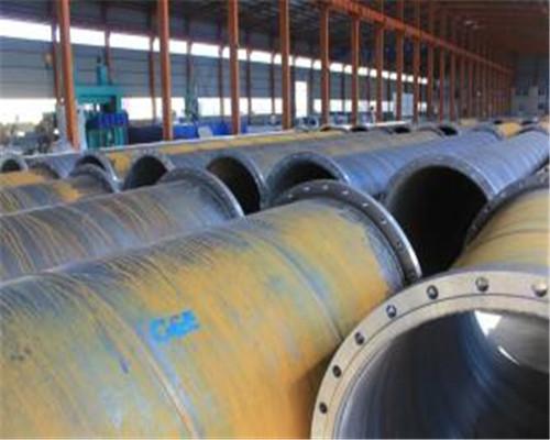 1620*10防腐螺旋钢管价格到多少钱一吨
