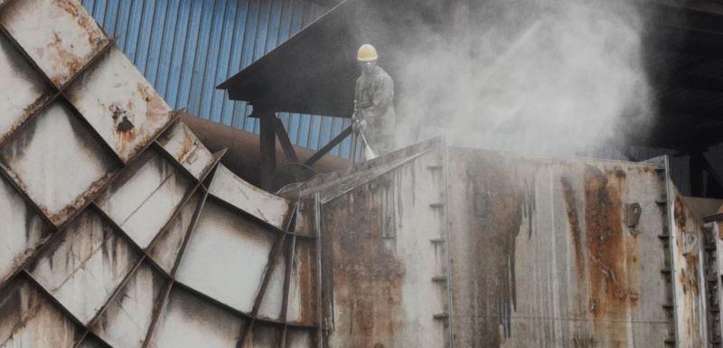 长春绿园烟囱脱硫防腐公司——真材实料