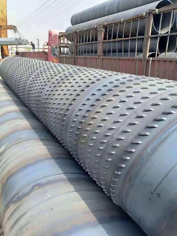 抚州325mm桥式滤水管现货批发滤水管排产计划