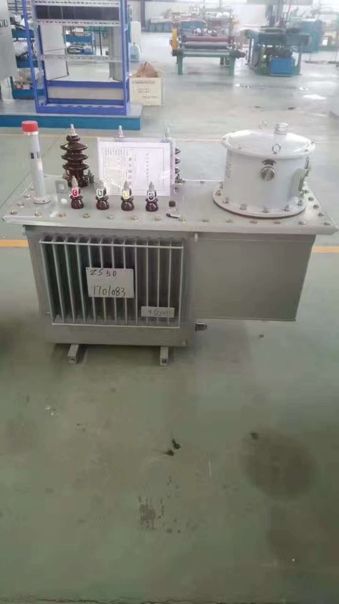 池州油浸式变压器厂家
