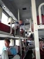 西安到河源直达卧铺汽车13088乘坐
