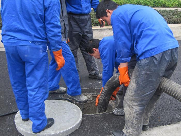 重庆 大渡口化粪池清掏施工方法