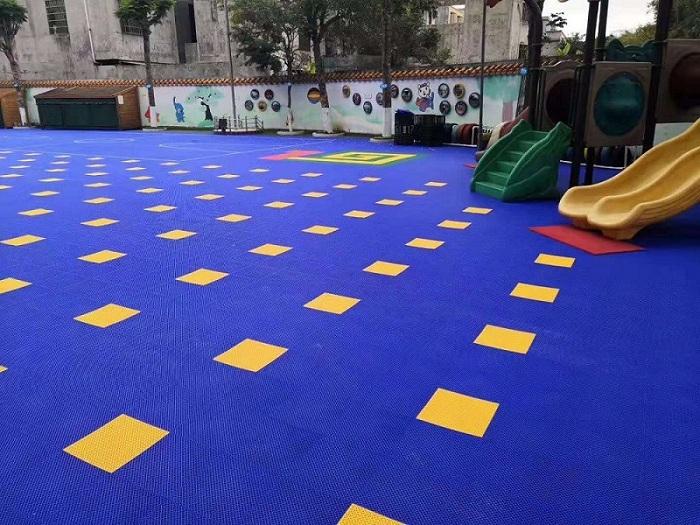 河源幼儿园室外地板专业生产商