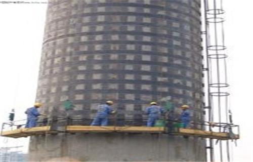 兴海县锅炉烟囱人工拆除公司欢迎莅临