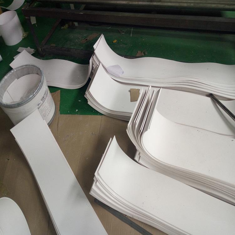 洛阳市建筑公司聚四氟乙烯板钢结构垫板现货供应
