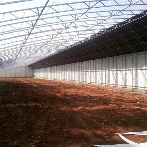 黔南布依族苗族自治州平塘几字钢大棚配件结构牢固双膜大棚