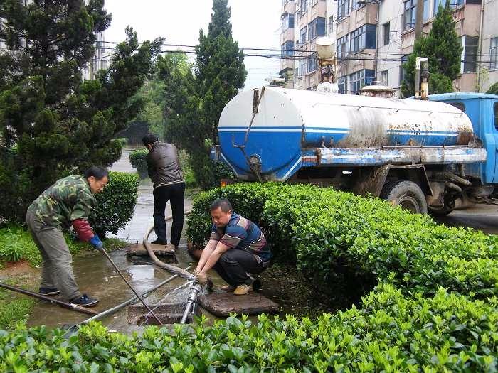 金华磐安市政管道清淤清洗公司丨电话多少金华磐安