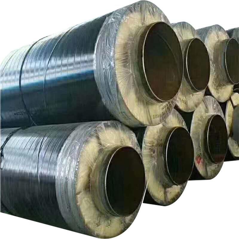 钢套钢埋地保温管厂家地址--亳州