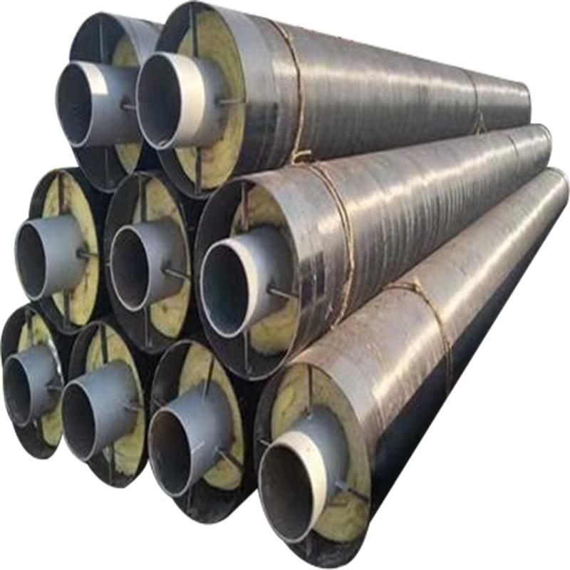 直埋式钢套钢保温管厂家现货--湖州