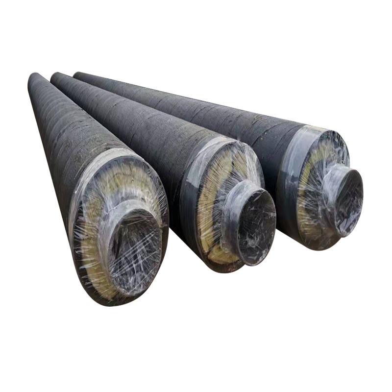 铜川预制蒸汽直埋管优惠价格【兴松钢管】