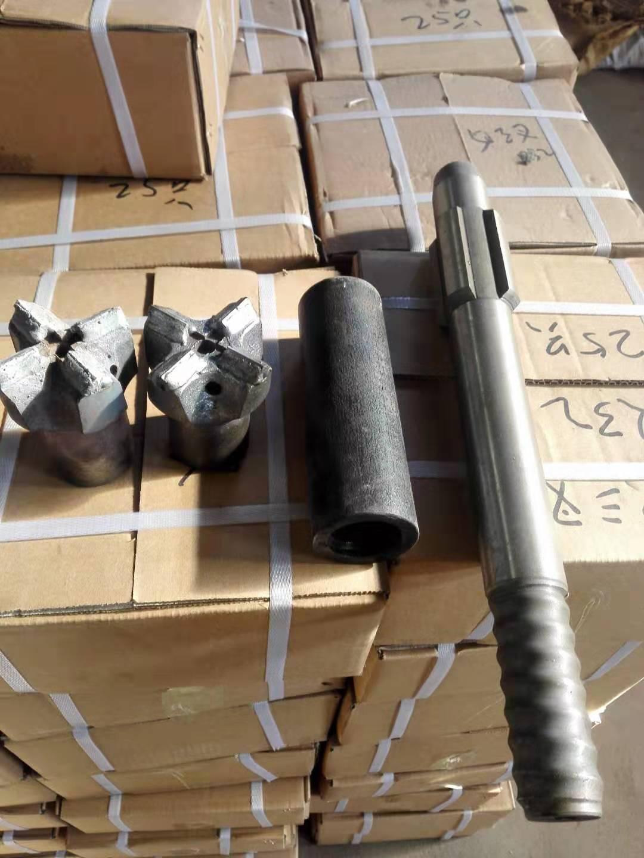塔城高炉钻杆尺寸规格---定做加工