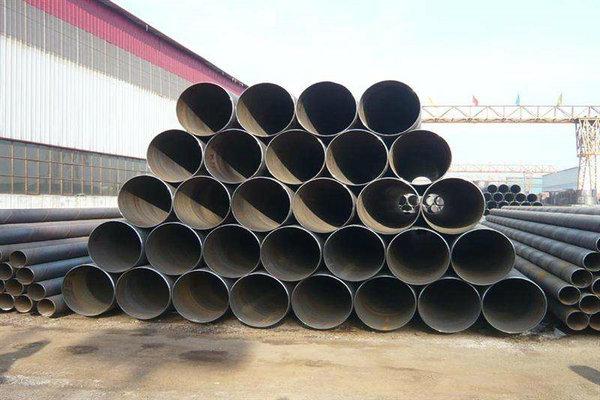 二米供排水用螺旋焊管-一吨价格
