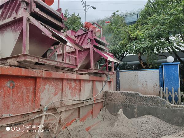 黑河污水泥沙分离装置咨询热线