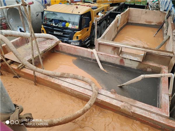 雅安盾构泥浆达标排放泥浆处理器价格