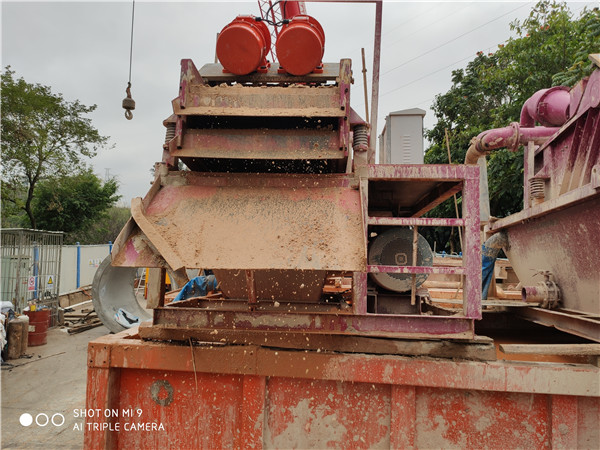 商丘打桩泥浆处理器厂址