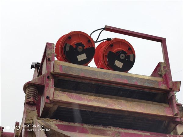 吉林泥浆离心分离机施工案例