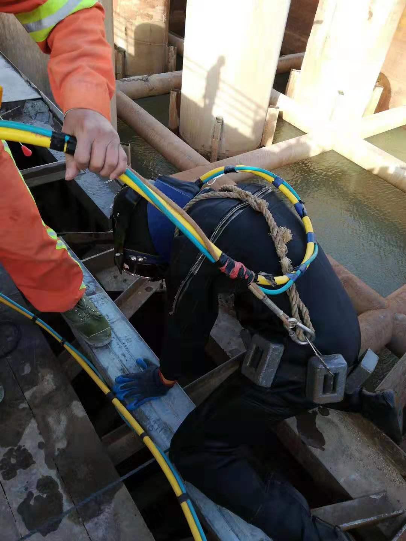 昆明市水下打捞公司——附潜水队人员