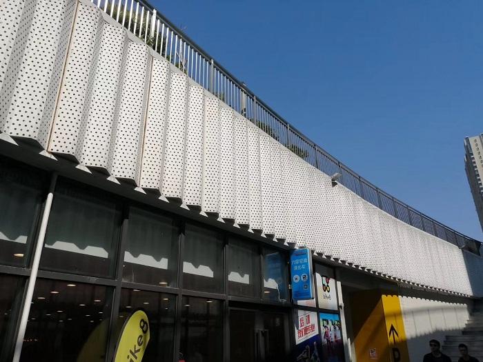 海城区穿孔铝单板厂家哪家好