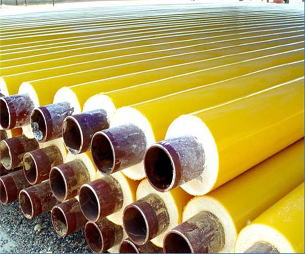 DN1020地埋供暖聚氨酯保温管一米价格多少钱