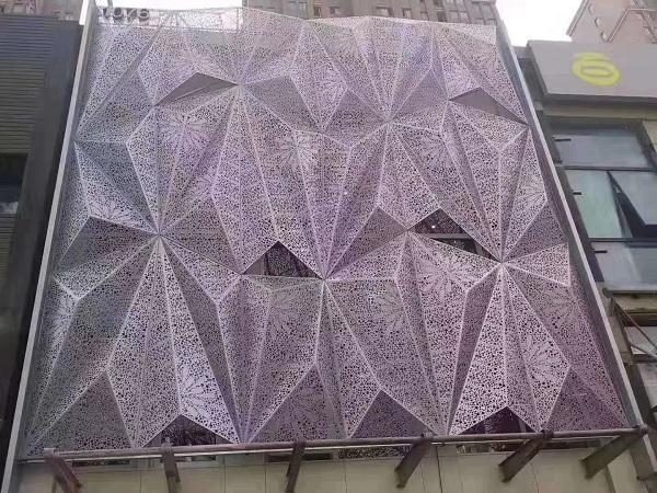 韶关镂空雕花铝板联系方式