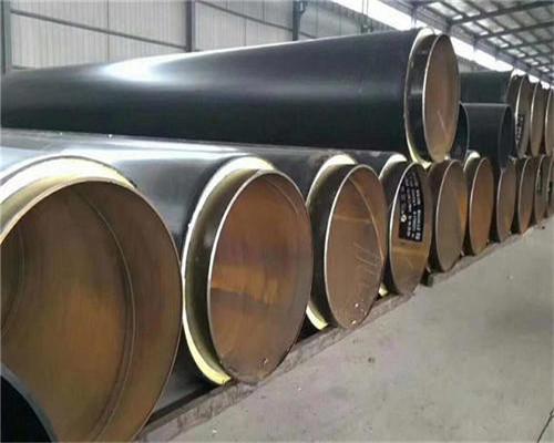 内径1000mm预制直埋保温螺旋管出厂价格
