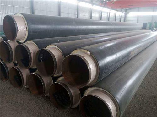 阜新细河热水管线用聚氨酯保温管道批发价格