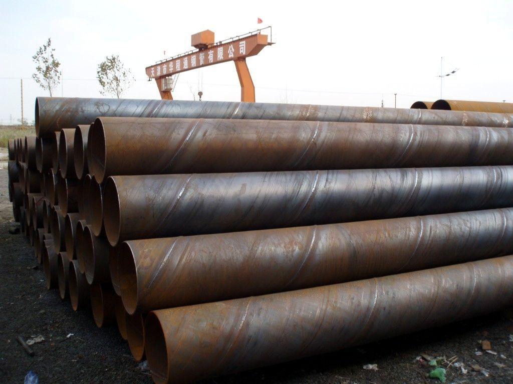 百科:黑龙江大庆厚壁螺旋钢管厂家排名