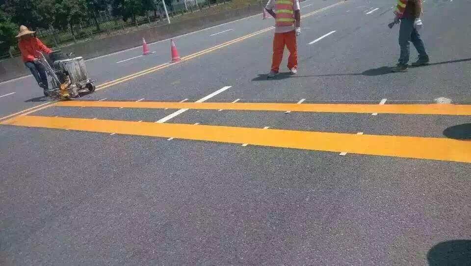湛江市赤坎区驾校标线划线施工队伍