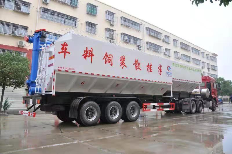 淮南猪用饲料车多少钱一辆