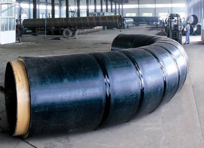 百科:河南洛阳地埋保温钢管道价格行情