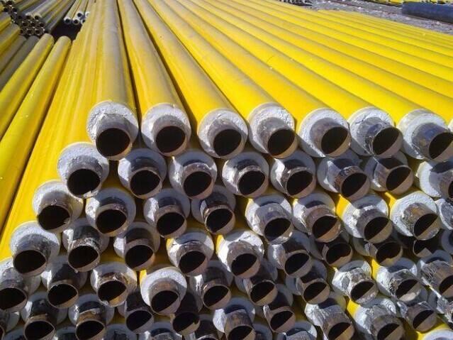 资讯:山西吕梁钢套钢岩棉保温管批发厂家