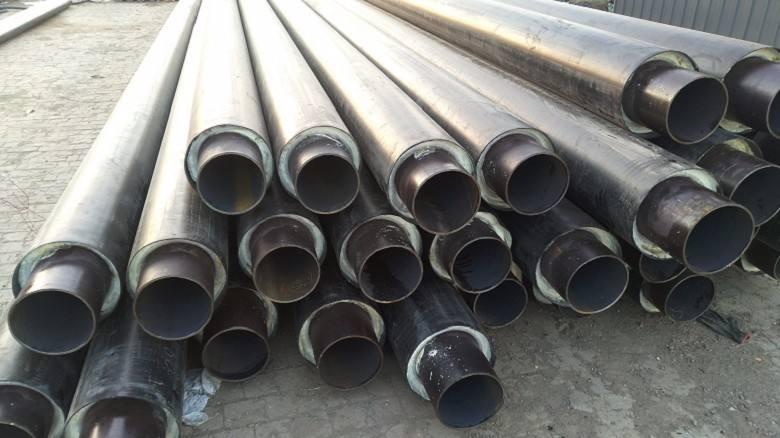 本地:甘肃兰州钢套钢地埋保温管哪里有卖