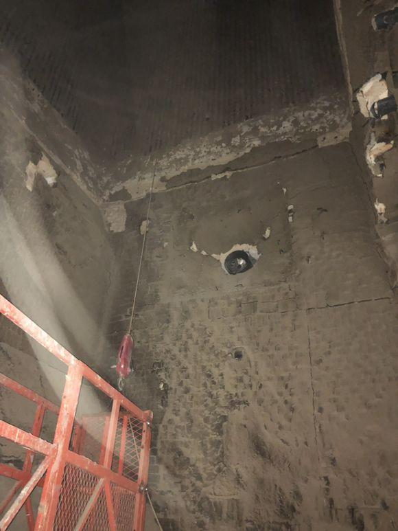 榆树垃圾电厂锅炉炉膛清灰清焦清理——灵活多变