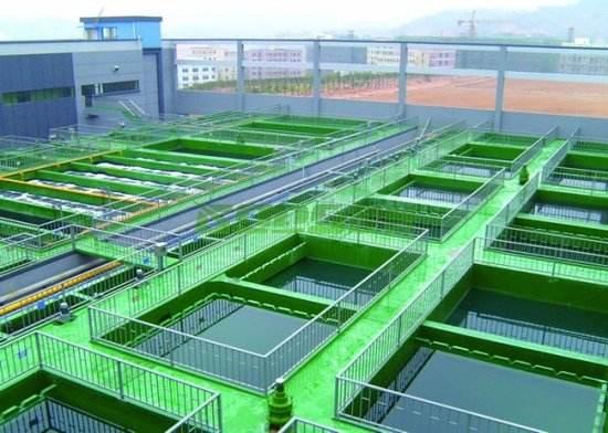 黄岛小区污水处理工厂