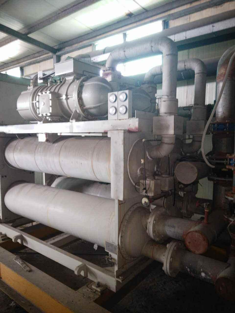 河源二手冷水机组收购公司回收一览表