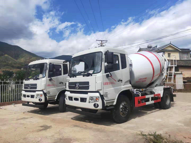 丽江6方水泥罐车多少钱一台