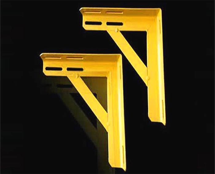 高淳T型L型角钢支架多少钱