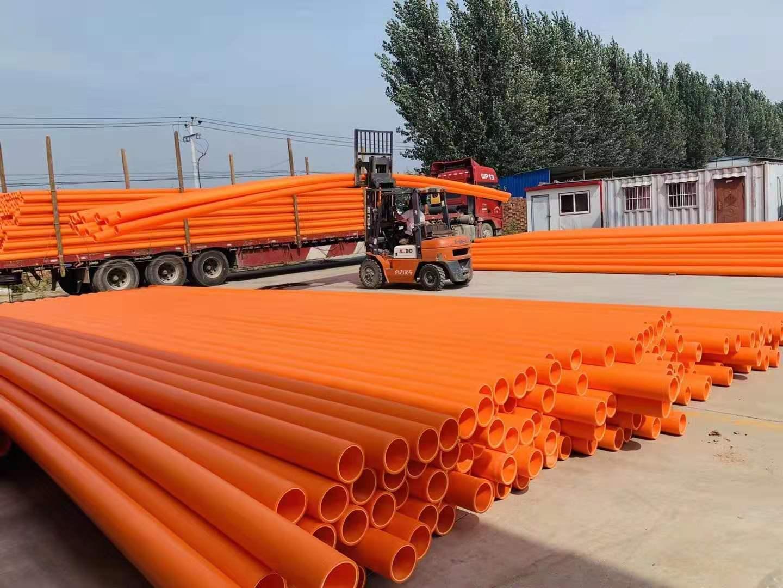 淄博市高青县mpp电力管厂家