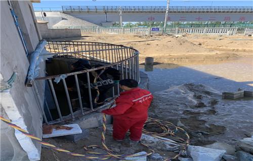 湘潭市水下安装拆除公司——湘潭市水下维修施工