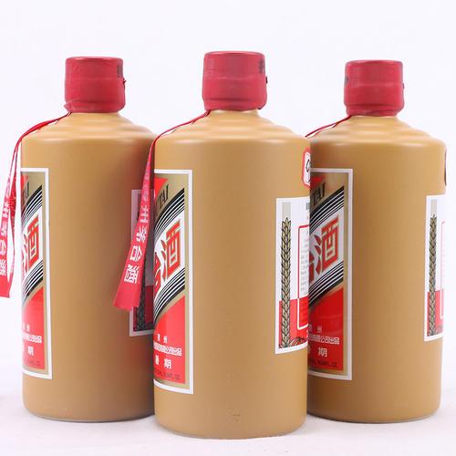 梅河口6L茅台酒瓶回收现场估价附近的回收价格贵