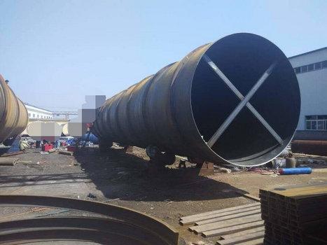 供水架空管线用螺旋管多少钱
