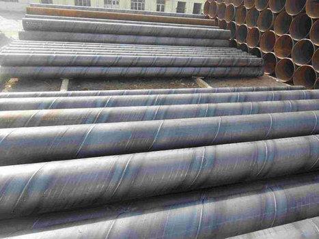 烟台牟螺旋焊管生产厂家