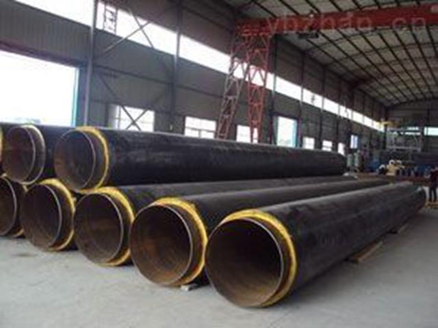 本溪桓仁钢套钢蒸汽保温钢管销售厂家