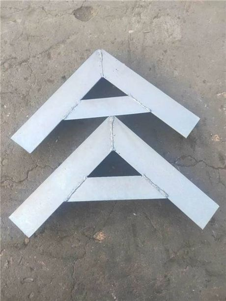 铁岭天然气三角铁支架商家地址